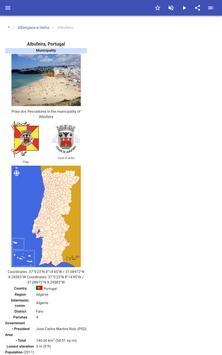 Cities in Portugal screenshot 6