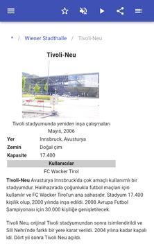 Stadyumlar Ekran Görüntüsü 12