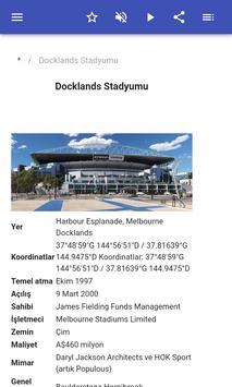 Stadyumlar Ekran Görüntüsü 1