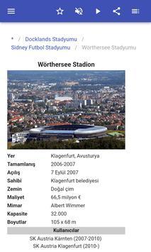 Stadyumlar Ekran Görüntüsü 3