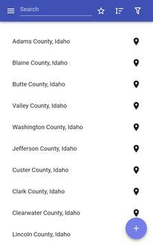 Districts of US screenshot 10