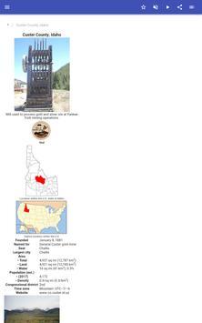 Districts of US screenshot 6