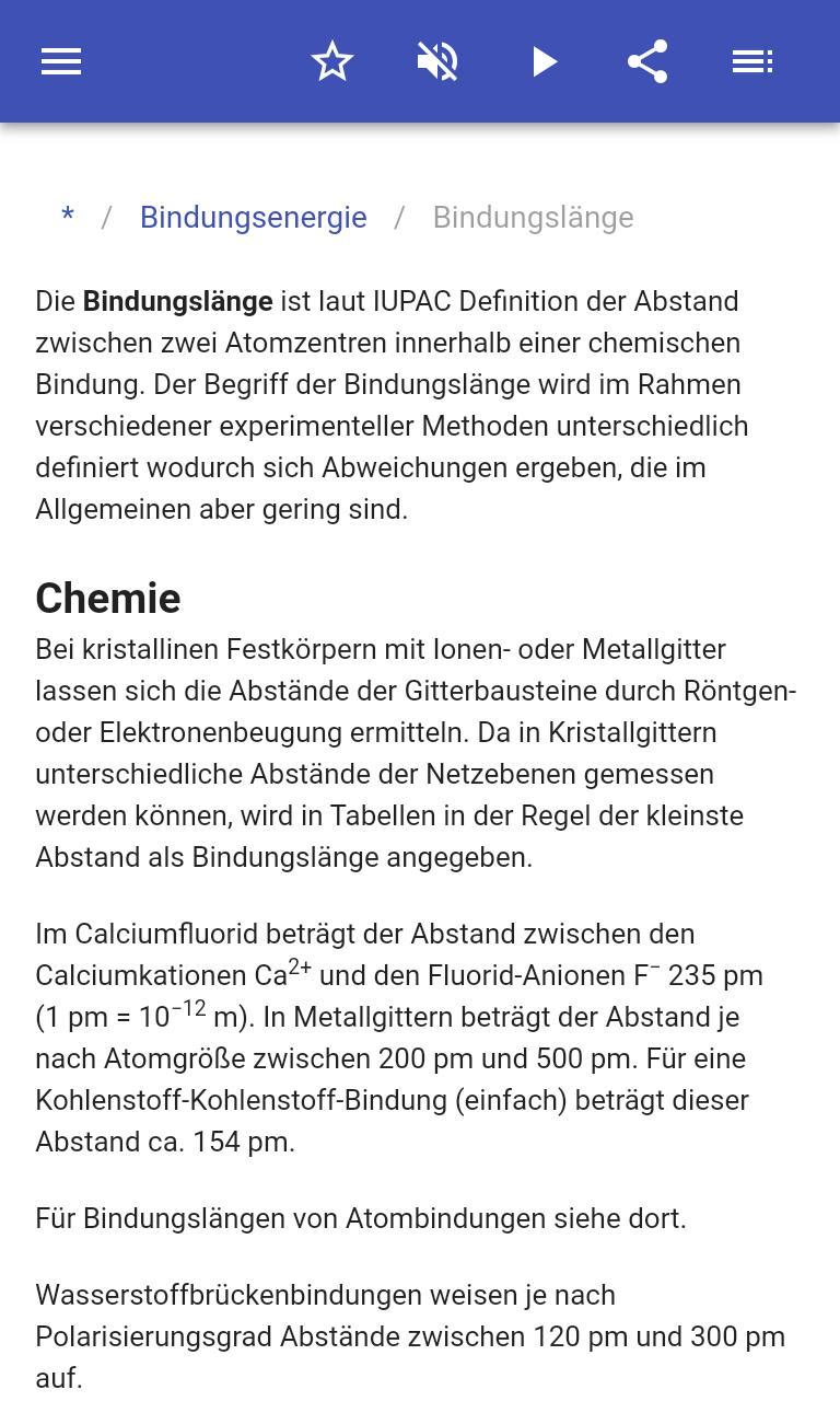 Chemische Verbindung Für Android Apk Herunterladen