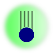 General relativity icon