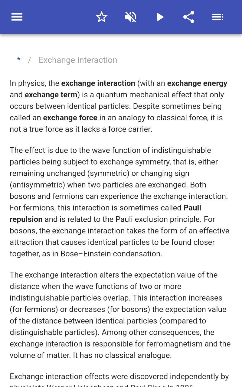 Quantum physics poster