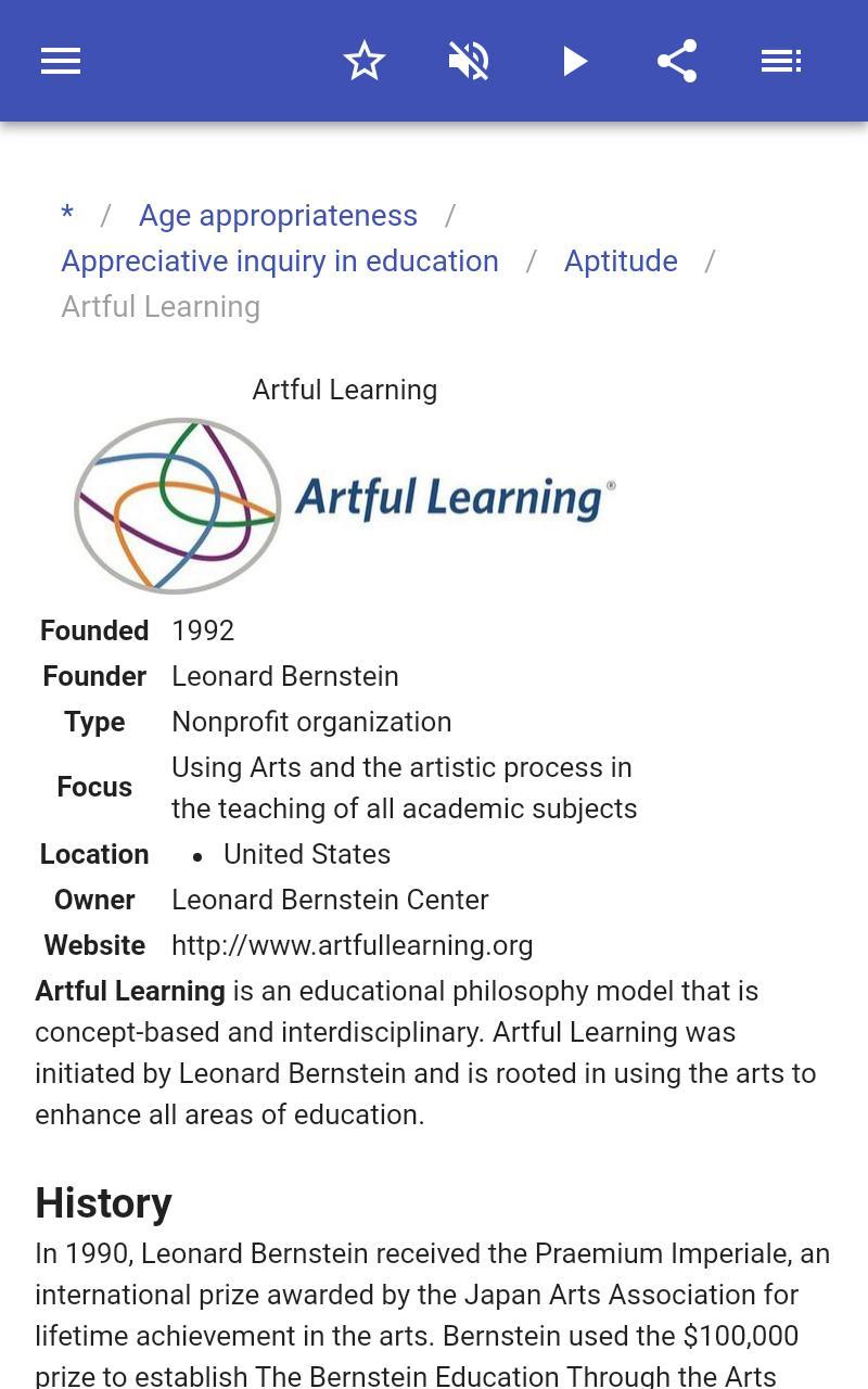 Educational psychology poster