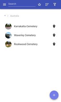 Cemeteries screenshot 1
