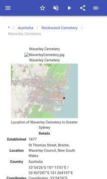Cemeteries screenshot 3