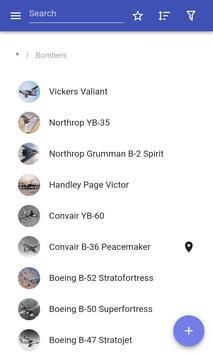 Military aircraft screenshot 1