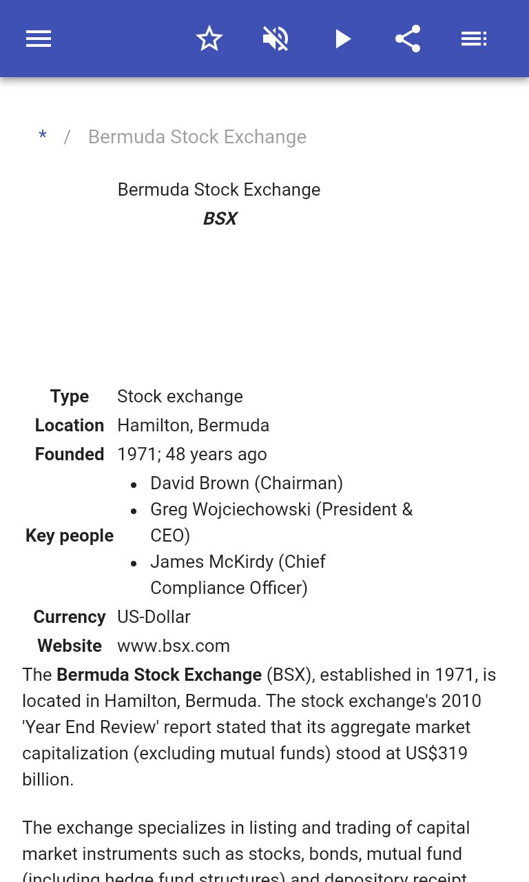 Stock Exchanges For Android Apk
