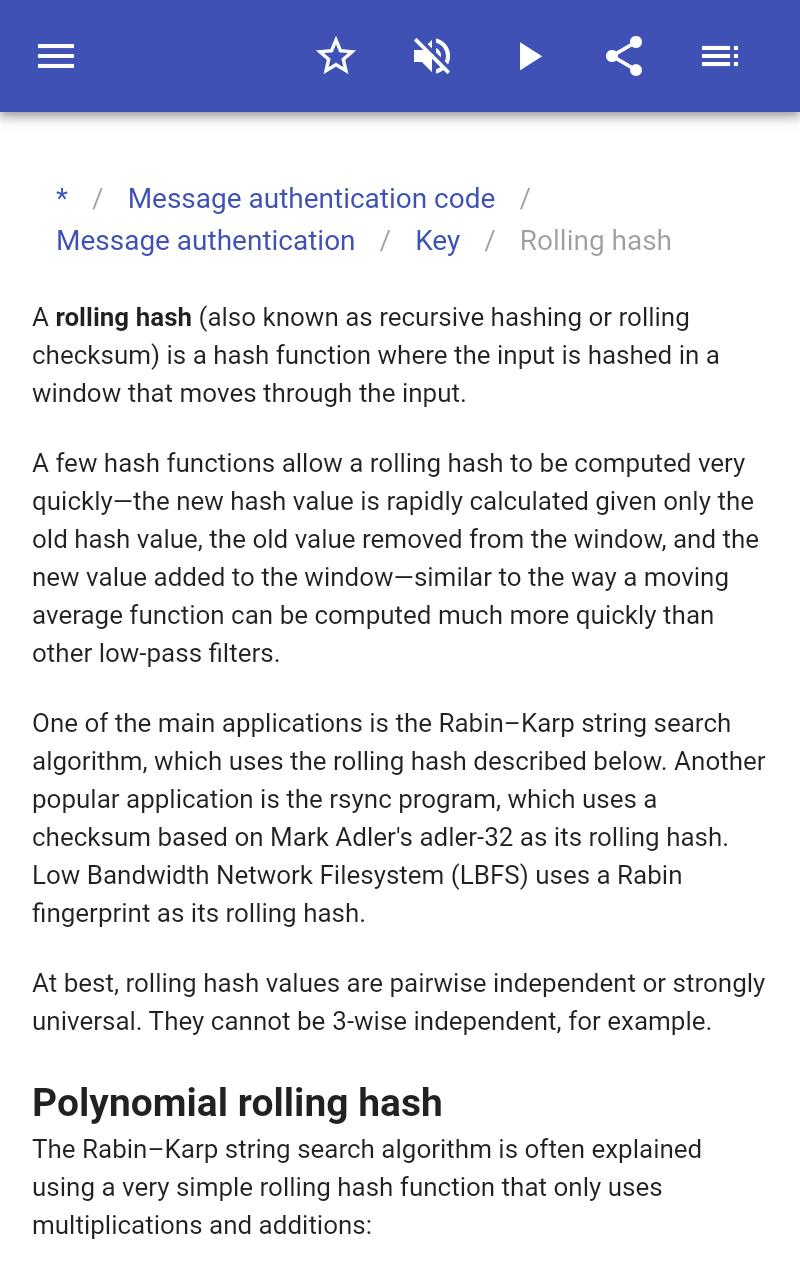 Hash functions cho Android - Tải về APK
