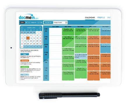 DocMeIn.com - Healthcare Appointment Scheduling screenshot 8