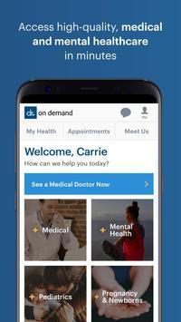Doctor On Demand screenshot 1