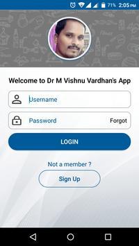 Dr. Vishnu Vardhan screenshot 1
