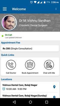 Dr. Vishnu Vardhan screenshot 2