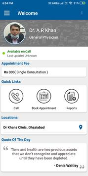 Dr AR Khan screenshot 1