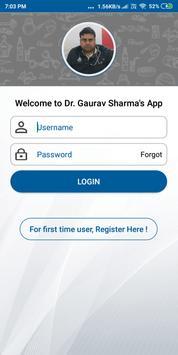 Dr Gaurav Sharma screenshot 1