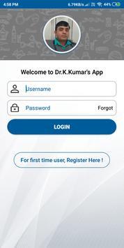 Dr K Kumar screenshot 1