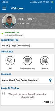 Dr K Kumar screenshot 2