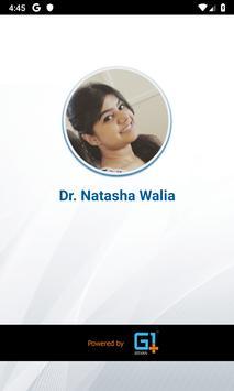 Dr Natasha Walia poster
