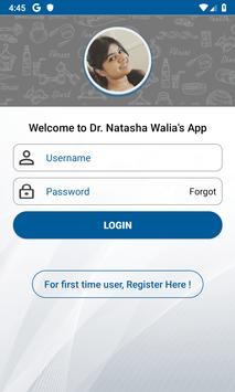 Dr Natasha Walia screenshot 1