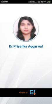Dr Priyanka Aggarwal poster