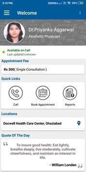 Dr Priyanka Aggarwal screenshot 2
