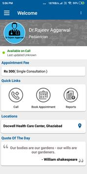 Dr Rajeev Aggarwal screenshot 2