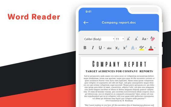Document Reader screenshot 12