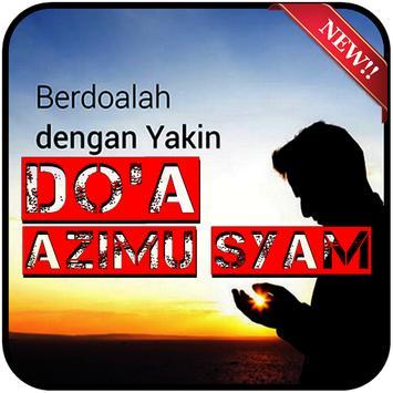 Doa Azimu Syam_Lengkap poster