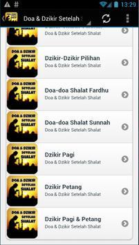 Doa & Dzikir Setelah Sholat screenshot 2
