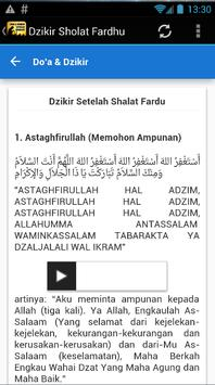 Doa & Dzikir Setelah Sholat screenshot 3