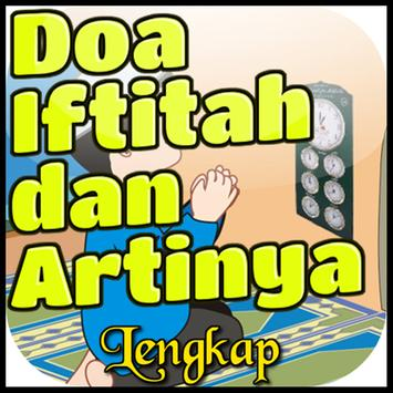 Doa Iftitah dan Artinya poster