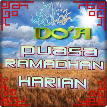 Doa Puasa Ramadhan Harian poster