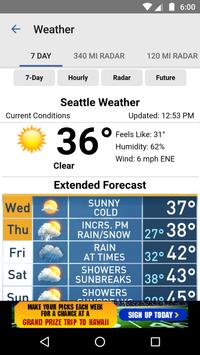 Seattle Traffic screenshot 3