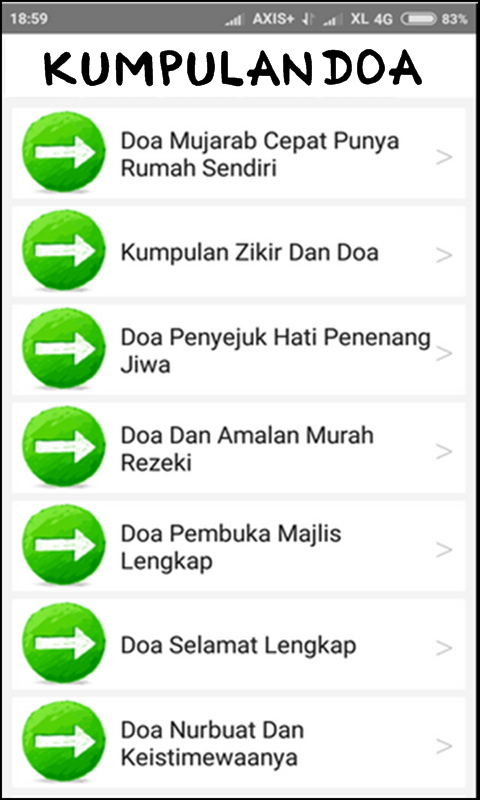 Doa Qunut Subuh For Android Apk Download