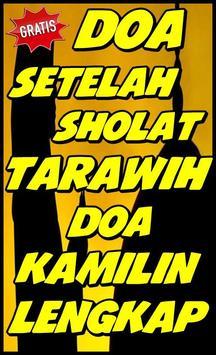 Doa Kamilin Lengkap poster
