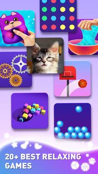 Poster Antistress Relax Giochi