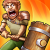 Monster Hammer - Dungeon Crawling Action أيقونة