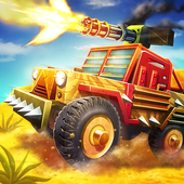 Zombie Offroad Safari icon