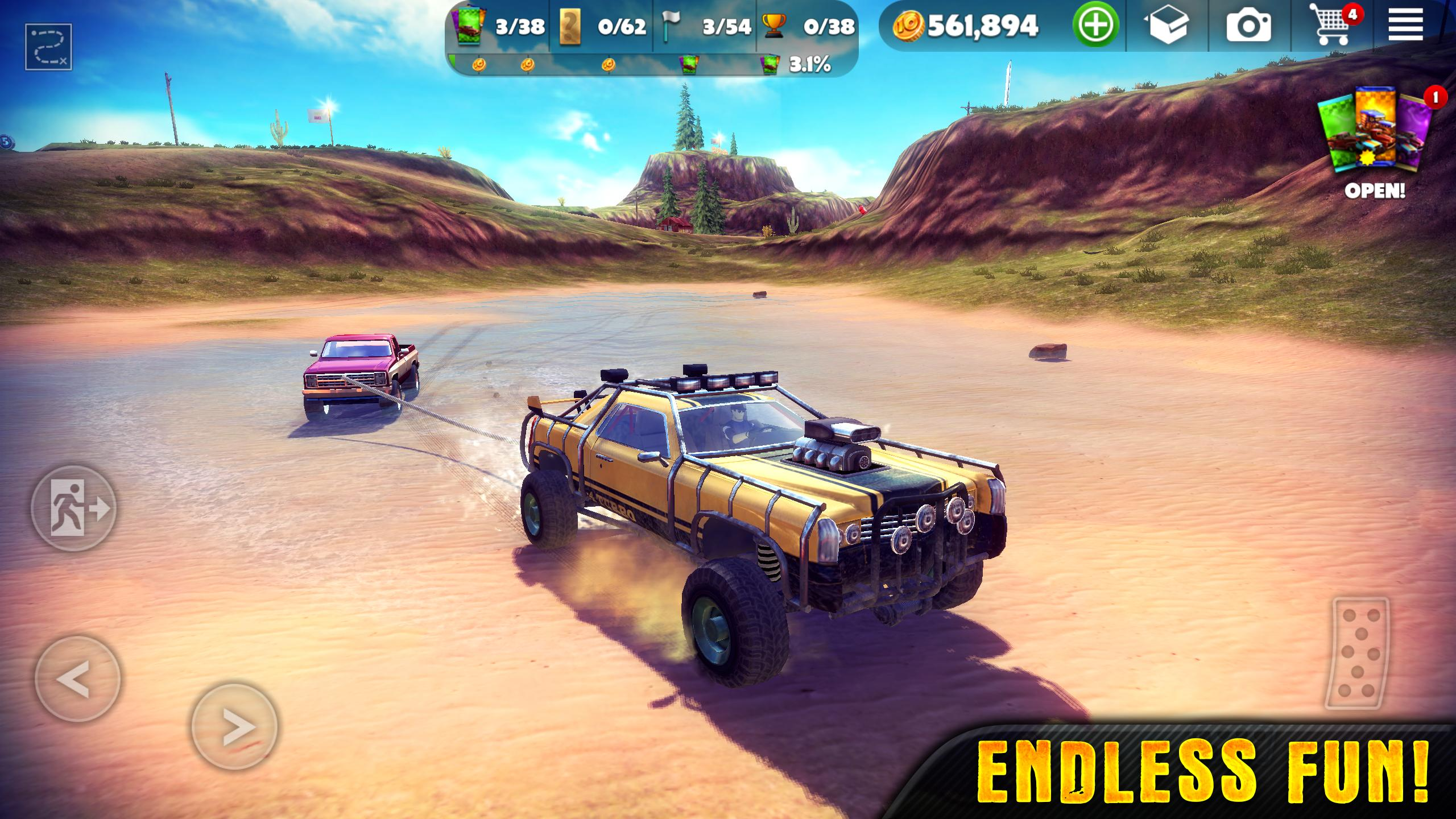 Off The Road For Android Apk Download