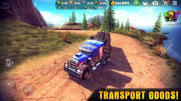 Off The Road captura de pantalla 10