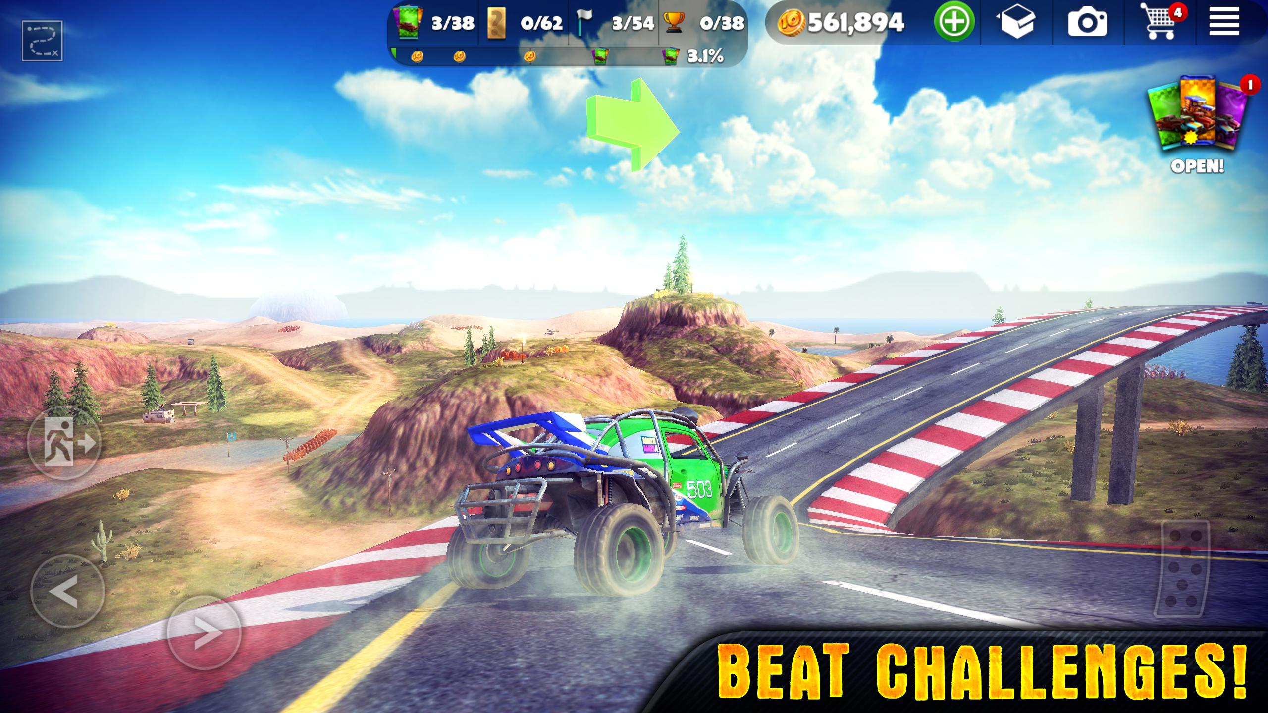 Off The Road screenshot 1