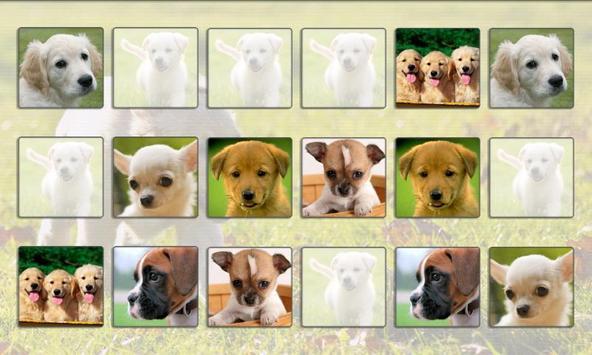 Dogs Memory Game Free screenshot 3