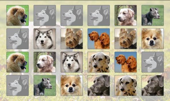 Dogs Memory Game Free screenshot 4