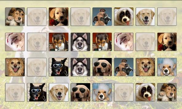 Dogs Memory Game Free screenshot 5