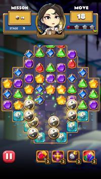 The Coma: Jewel Match 3 Puzzle screenshot 12