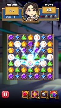 The Coma: Jewel Match 3 Puzzle screenshot 13