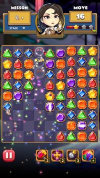 The Coma: Jewel Match 3 Puzzle screenshot 15