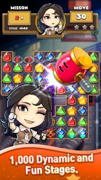 The Coma: Jewel Match 3 Puzzle screenshot 19